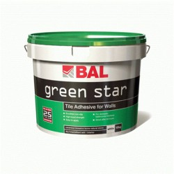 Green Star - Tile adhesive image