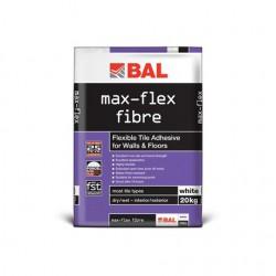 Max-Flex Fibre - Tile adhesive and grout image