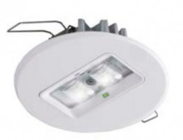 Emergency spot light - Recessed (object lighting) image
