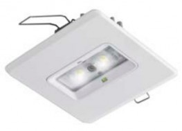 Anti-panic lighting - Recessed (wide beam) image