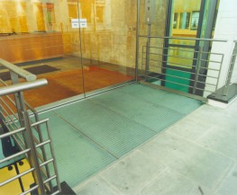 Glass floors can be regarded as a luxury item but play a major role in the transmission of natural light through building structures. We have been involved with glass floor projects whether they are decorative, stair tread or structural floor slab separation. ...