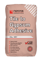 Tile to Gypsum Tile Adhesive image