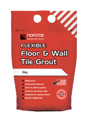 Flexible Floor & Wall Grout image