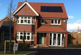 Integrated Solar Roof Tiles image