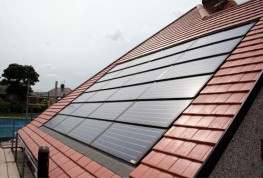 Integrated Solar Roof Tiles - Romag