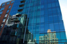 Solar Control Glass - Romag