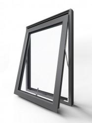 SAS PURe® Aluminium Window System image