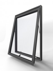 SAS Ali VU Casement Window System image