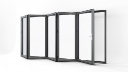 SAS PURe® FOLD Door System image