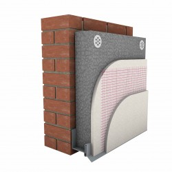 webertherm XP (XPress System) — External Wall Insulation System image