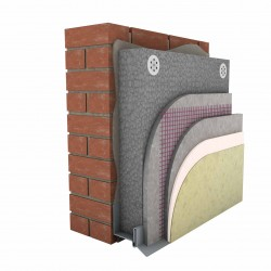 webertherm XM (Multi Layer System) — External Wall Insulation System image
