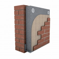 webertherm XB (Brick Slip System) — External Wall Insulation System image