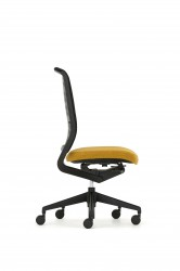 The Evolve chair designed by Paul Brooks includes a host of new features, materials and user adjustments to enhance comfort and flexibility. Evolve is a comfortable and flexible task chair, best suited to corporate office environments....
