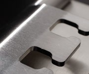 The universal applicability as well as the elegant look with high technical demands comprise the outstanding features of the VARIANT VX hinge system. The attuned unit, consisting of the hinge, receiver and cover offers the matching version for all uses and is safety tested with CE-certification. High load values of up to 300 kg distinguish this hinge system, as do the three-dimensional adjustability and the maintenance-free slide bearing technology. VARIANT VX hinges are especially suitable for use in fire and smoke protection doors as well as for emergency escape and rescue route doors.The heavy-duty hinge programme is rounded off with its wide range of finishes, in particular the solid bronze design as well as a selection of different knuckle diameters, providing design-orientated designers an interesting perspective for room design with the model version VARIANT Planum.