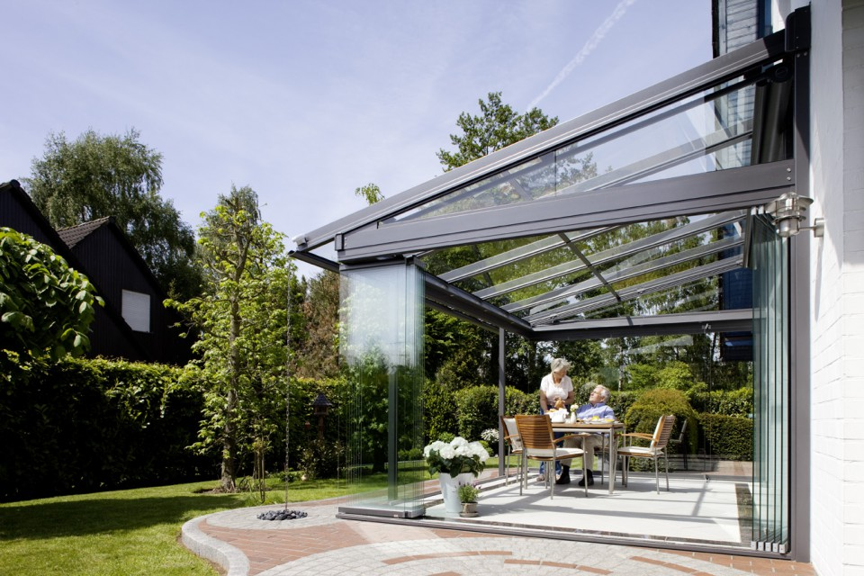 Glass House Sdl Atrium By Solarlux Systems