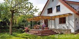 Glass house SDL Aura - Solarlux Systems