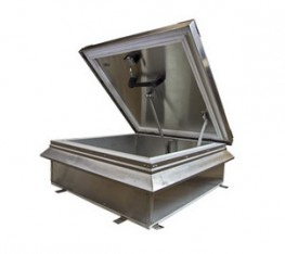 Stainless Steel Roof Hatch image