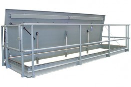 Sureguard Handrail for Roof Access Hatches - Surespan Limited