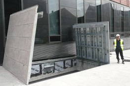 HIAC Recessed Floor Hatch - Surespan Limited