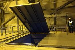 SAC Standard Floor Hatch - Surespan Limited