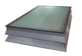 FGL Fixed Glazed Rooflights - Surespan Limited