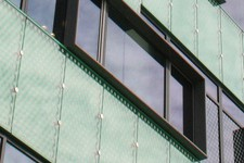 Glass as facade panel image