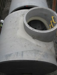 Concrete attenuation tanks are available from Stanton Bonna in a range of sizes and shapes including circular and elliptical. They can also be tailored to site specific requirements.