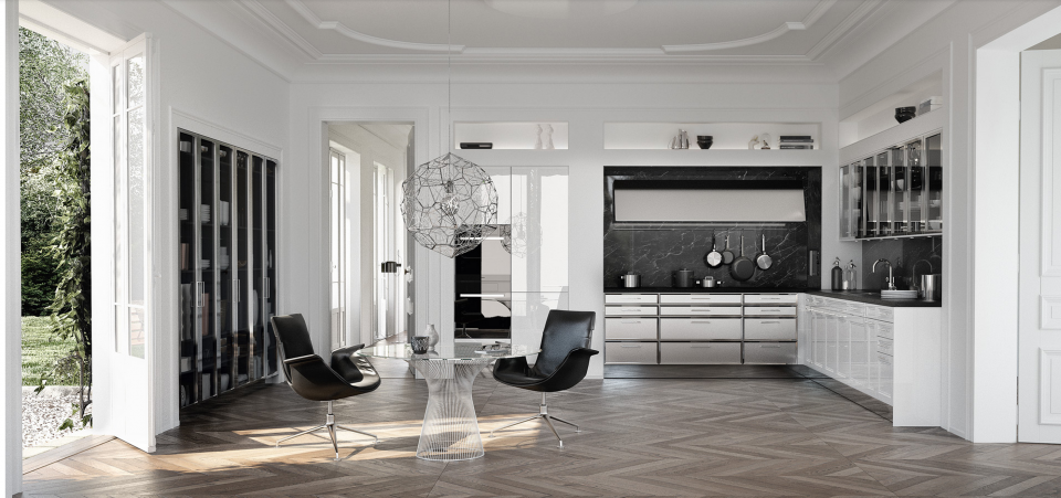 Classic Beauxarts 02 By Siematic