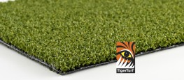 Advantage Pro is the most advanced and durable tennis surface TigerTurf has made to date.  The unique yarn used has been designed so that it doesn't shine when wet, or under floodlights. Even after heavy use, the surface retains its shape and structure resul...