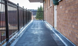 The new Elastadeck  system has been specifically designed for use on communal walkways and balconies. Its low odour, fast-cure formula provides a waterproofing system combined with a highly durable, slip-resistant finish. This purpose-built product allows quic...