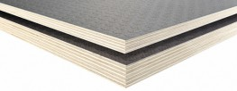 WISA-Hexa Grip is a plywood panel coated with brown or grey film and imprinted with a hexagonal pattern intended for use as flooring in the transport industry, i.e. trailers and horse boxes and building applications such as warehouses, loading platforms and sc...