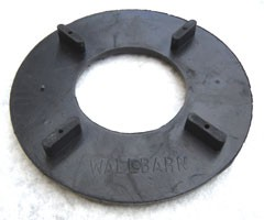 9mm Rubber Support Pads for Paving Slabs image