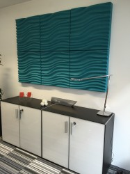 Wave Acoustic Wall Panel - Soundtect Ltd.
