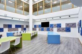 Cubism Acoustic Panel - Soundtect Ltd.