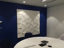 Prism Acoustic Wall Panel image