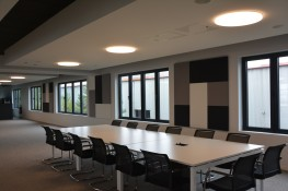 Class Range - Acoustic solutions for Walls, Ceiling Baffles and Rafts - Soundtect Ltd.