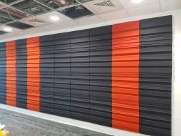 Forest - 3D acoustic panel - Soundtect Ltd.