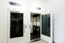 The 9000 Enclosed Cabin Platform Lift is the most advanced lift Gartec install, being a direct alternative for traditional passenger lifts (but with a fraction of the price tag). The footprint of our lifts is surprisingly small - and with just 2-3 days install...
