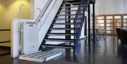 Platform Stairlift - Functional and Simple image
