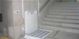 Platform Stairlift - Functional and Simple - Gartec Ltd.