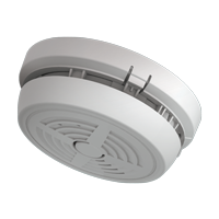 The 760MRL smoke alarm is a mains powered optical smoke alarm with rechargeable lithium battery back-up and a PUSH-FIT docking base system; designed to ensure quick and easy installation of base unit to the mains feed supply at installation stage (1st fix) and...