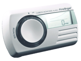 CO-9D - Carbon Monoxide Alarm - Digital 7 Year Life image