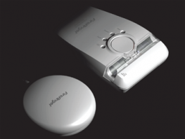 The combined strobe and vibrating pad is part of the new Wi-Safe 2 range of products. To be used in conjunction with the WST-630 Wireless Thermoptek smoke alarm. Can also interlink with the Wi-Safe 2 low frequency sounder (W2-LFS-630).