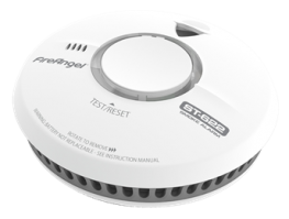 ST-622 - Thermoptek Smoke Alarm (10Yr) Sleep-Easy image