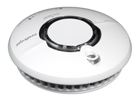 The WST-630T smoke alarm has been designed to give the earliest possible warning of fire via a network of wireless interlinked smoke alarms.