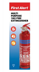 FA-P1-UK - Portable Fire Extinguishers image