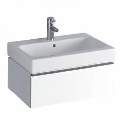 3D 595 Vanity Unit 1 Drawer - Alpine White image