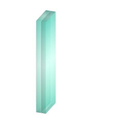 Pyroswiss® Stadip is a cost-effective, transparent and fire-resistant safety glass that provides protection against flames and smoke, and is impervious to gases. In the event of fire, it remains transparent. Its lamination offers additional safety features. T...