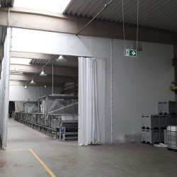 Flexiscreen - Building and dust screen - Westgate