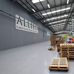 Flexiwall - Factory and warehouse partitioning - Westgate